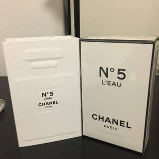 CHANEL No5 L'Eau EDT spray