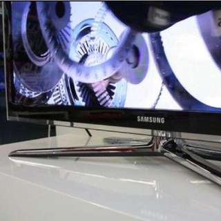 "Samsung 46"" series 6 LED TV"