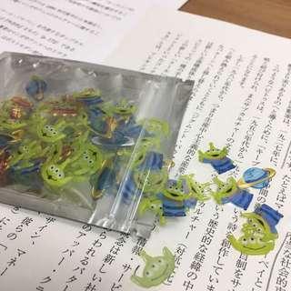 日本三眼怪貼紙
