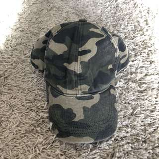 New Look Topi Army