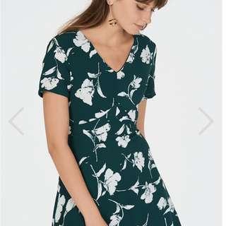 The Closet Lover's Lara Floral Printed Dress