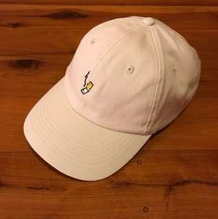 New Hype baseball cap stitched cigar adjustable