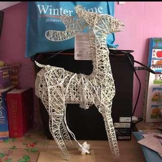 Christmas Reindeer (LED)