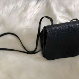 Leather Slingbag