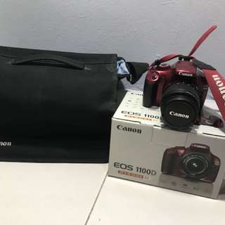 Canon EOS 1100D (RED)