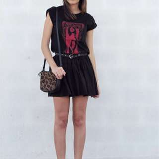 Zara The Doors Shirt