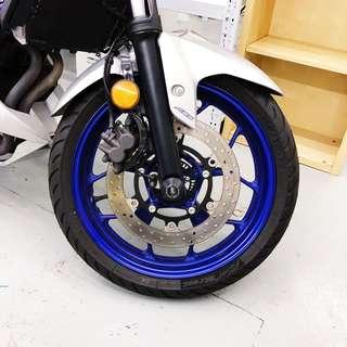 Yamaha MT 03/ R3 Front & Rear Sliders