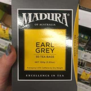澳洲出品Madura earl grey tea