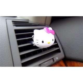 Hello Kitty car perfumes