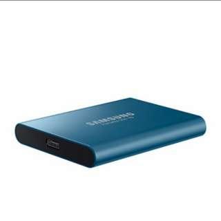 Samsung SSD T5 250GB Portable (BNIB)