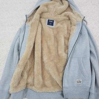 SPAO Winter Hoodie Jacket
