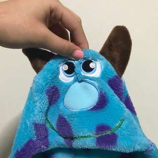 Monster Inc dog hoodie