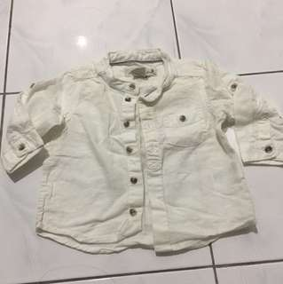 white shirt H & M