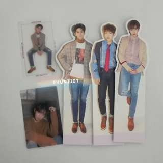 [WTT/WTS] Wanna One Nothing Without You standee & photocard