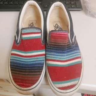 Vans平底鞋