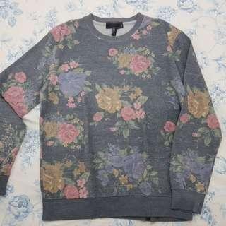 F21 Floral Jacket