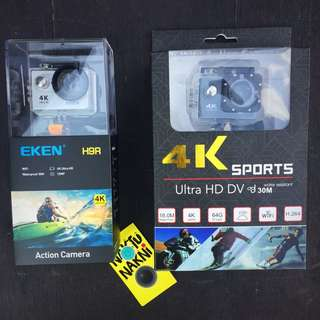 BUY EKEN H9R FREE 4K ACTION CAM
