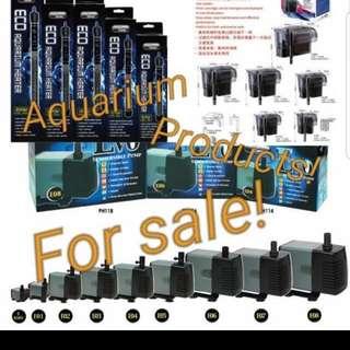 Aquarium Products!