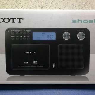 全新 數碼收音錄音机(錄音带轉MP3) 大平賣