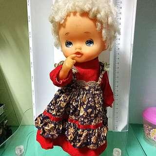 早期台製 軟膠娃娃
