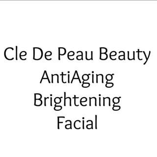 Christmas sale! Price dropped! Cle de Peau beauty facial