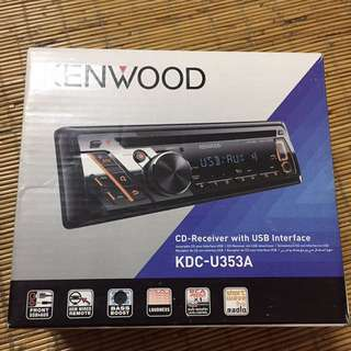 cd player Kenwood