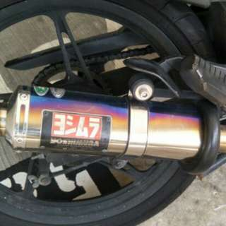 Looking for Yoshimura exhaust