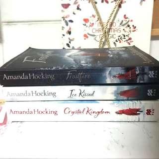 Amanda Hocking series