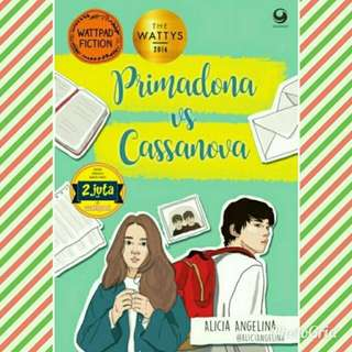 Ebook Primadona Vs Cassanova