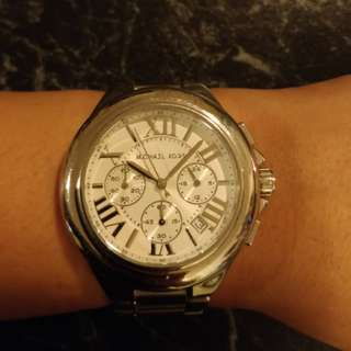 Ladies Michael Kors Chronograph Watch