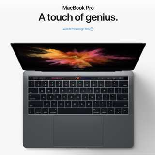 Sealed Macbook Pro 2017 - 13/15 inches ; 128/256/512GB