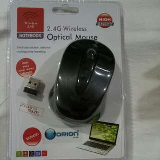 ORION 2.4G Wireless Optical Mouse
