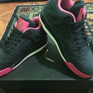 cb7039ef58ef5 Air Jordan 4 Denim Pink   Air Jordan 13 Cherry GS