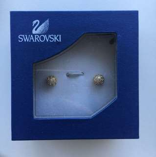 Swarovski Stud Crystal Earrings