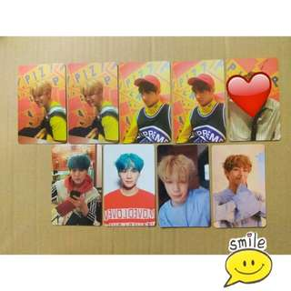 PROMOTION TIME!PRICE REDUCED BTS HER ALBUM OFFICIAL PHOTOCARD