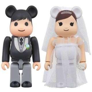 Be@rbrick Wedding PLUS 3 100%