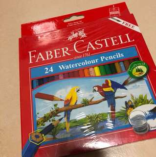 Faber Castell Colour Pencils