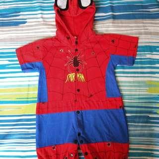 Spiderman Custome 1-2Y