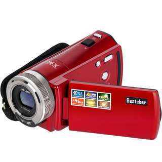 Camera Camcorders, Besteker Portable Digital Video Camcorder HD Max