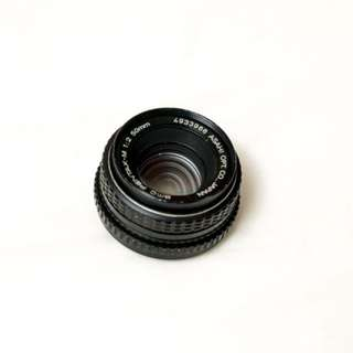 Pentax 50mm f2