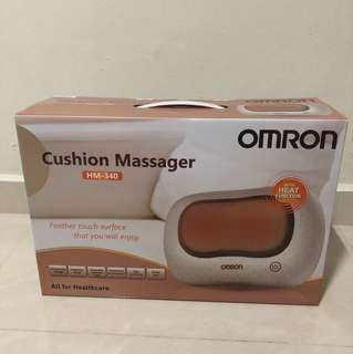 Omron HM340 Cushion Massager