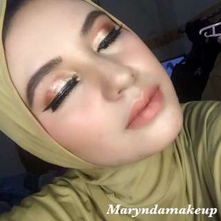 Make up artist, wisuda, bridesmaid,