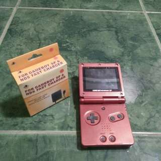 GameBoy Advance SP AGS 100