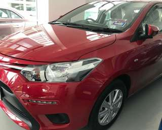 Toyota Vios 1.5 (J) AT