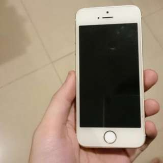 Iphone 5s 64Gb unit only