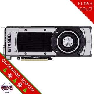[FLASH] GTX 980 Ti 6 GDDR5 Founder Edi. Card