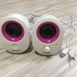 Sonic gear speaker