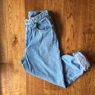 Vintage Liz wear high waisted mom jeans size 30