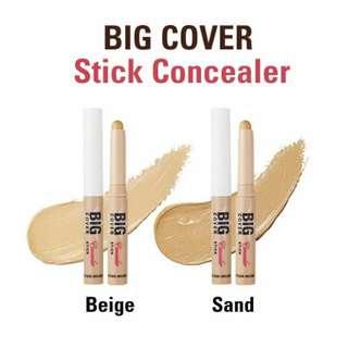 Big cover concealer stick