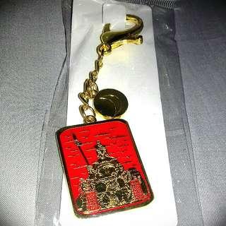 Taisui Fengshui keychain